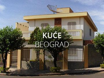 Kuće Beograd